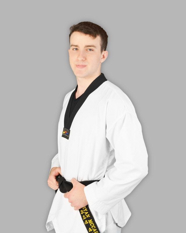Instructor Ryan McCauley