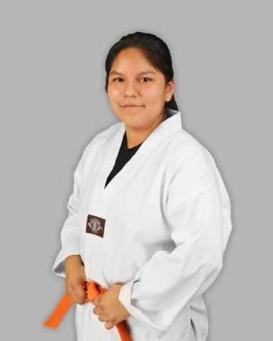 Junior Instructor Citlalli Luna